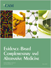 Evidence-Based Complimentary and Alternative Medicine